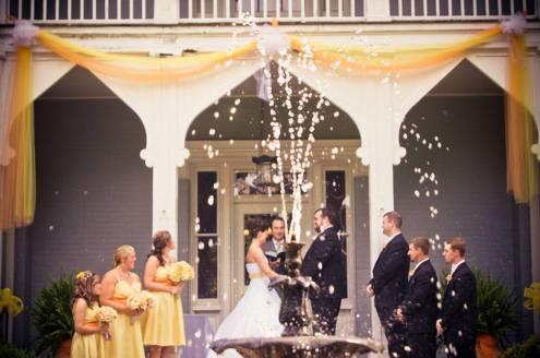 athenaeum wedding